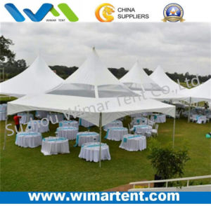 Latest Style Roof Top Canopy with Partial Clear PVC for Outdoor Catering pictures & photos