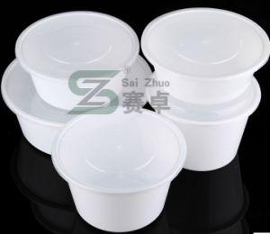 1500ml PP Big Disposable Plastic Food Bowl pictures & photos