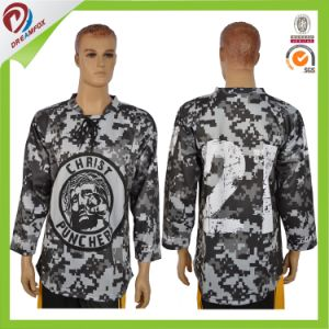 Latest Dry Fit Custom Sublimation Ice Hockey Jersey Design pictures & photos