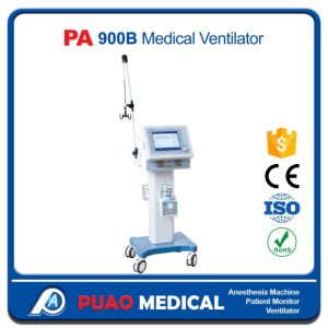 PA 900b Standard Model Medical Ventilator pictures & photos