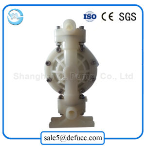 Safety Food Grade Air Polypropylene Diaphragm Pump 1 Inch pictures & photos
