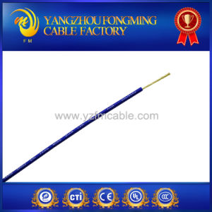 14AWG 150 Celsius High Temperature Silicone Rubber Wire UL3132 pictures & photos