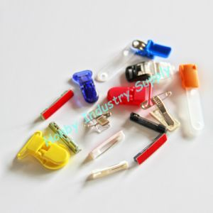 Free Sample Available Various Design Name Badge Clip Back