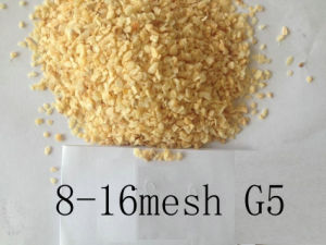 Air Dehydrated Garlic Granule 8-16mesh Strong Flavor G5 pictures & photos