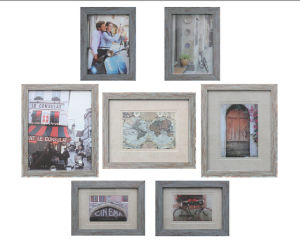 Popular 7 Pieces Photo/Picture Frame Set