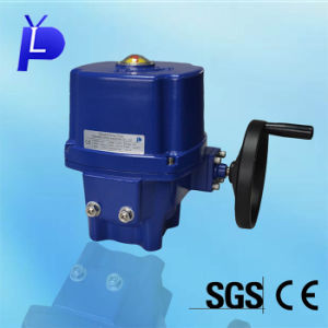 Part Turn Actuator for Butterfly Valve (QH4)