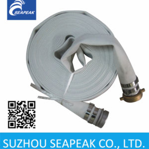 PVC Lined Fire Hose C/W Different Type Coupling pictures & photos
