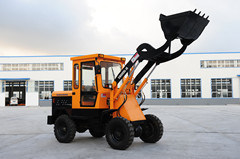 25HP Mini Loader, Hydraulic Loader, Mini Wheel Loader pictures & photos