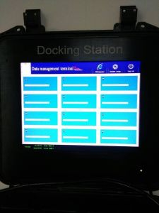 Newest 12 Ports Portable Police Docking Station for Information Collection pictures & photos