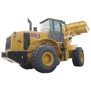 Chenggong 5tons Wheel Loader Zl50e-3 Super with One Year Warranty pictures & photos