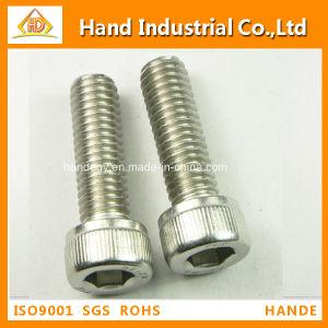 Stainless Steel Allen Cap Hex Socket Screw pictures & photos
