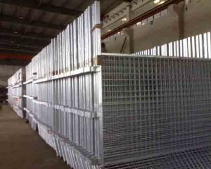 Galvanized Sheet, Wire and Tubular Metal Fabrication Products