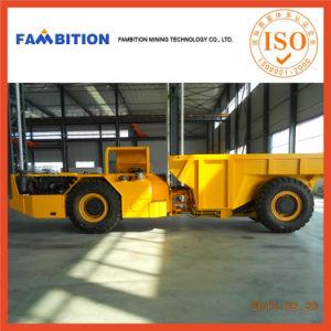 8ton Hydraulic Underground Mining New Transport Dump Truck