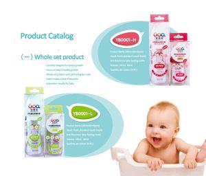 60ml-240ml Neutral Boroslicate Glass Baby Feeding Bottle pictures & photos