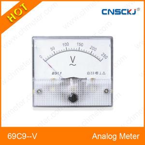 69c9-V 65*80 Mounted Analog Meter