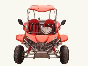 Yellow Go Kart 110CC With EEC (RL110GK)