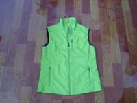 100% Polyester Breathable Outer Vest Jacket (J004) pictures & photos