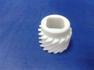 Customized Nylon Peek Oil Gears pictures & photos