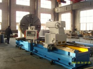 CNC Horizontal Lathe Machine pictures & photos