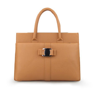 Leather Woman′s Fashion Bags (MD25607)
