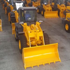 3 Ton Wheel Loader with Multifunction Attachments pictures & photos