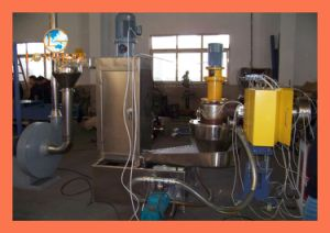 PE, PP Water Ring Pelletizing Line pictures & photos