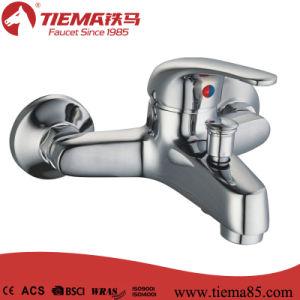 Single Handle Economical Brass Bathtub Faucet