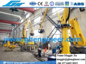 Steel Slag Clinker Scrap Loading Crane pictures & photos
