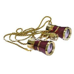 Mini Opera Binoculars Glasses 3X25 pictures & photos