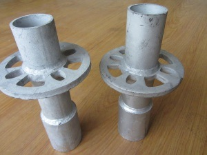 Ringlock Scaffolding Parts Base Collar pictures & photos
