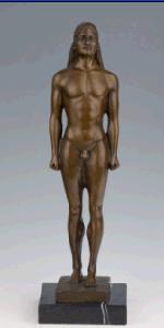Bronze Sculpture Figure Statue (HYF-1005)
