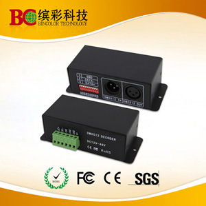 350mA DMX512 LED Decoder (BC-809-350)