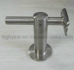 Inox Balustrade Fittings Adjustable Handrail Bracket