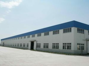 Prefabricated Steel Warehouse /Workshop (L: 100m, W: 20m, H: 10m) pictures & photos