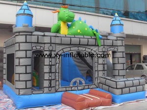Fun House Inflatable, Bounce Combos
