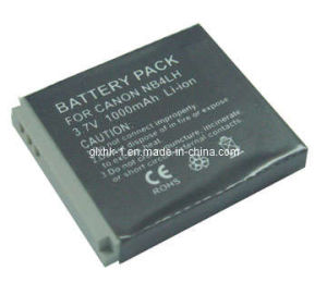 Rechargeable Replacement Camera Battery for Canon Digital Ixus 40