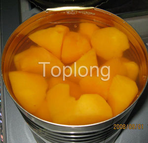 Canned Sweet Potato Cuts in Syrup