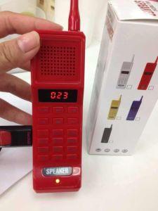 Portable Mini Cellular Phone Shape Speaker