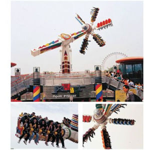 2017 Hot Sell Newest Amusement Park Top Windmill (JS0030) pictures & photos