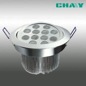 12W LED Recessed Ceiling Down Light (D348)