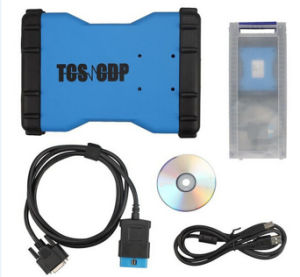 Tcs Cdp+ PRO Plus 2014.2 Version Auto Diagnostic Tool with Bluetooth Multi-Language Factory Directly pictures & photos