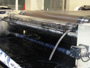 One Step Impregnation Line for Phenolic Paper (UM-6-1B)