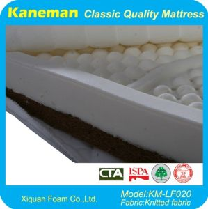 Royal Coconut Latex Mattress (KM-LF020) pictures & photos