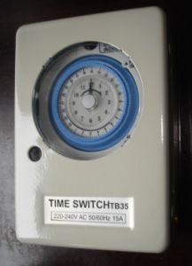 TB35 Time Switch