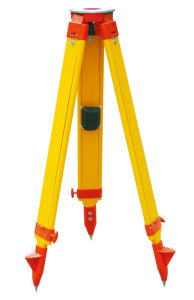 Wooden Tripodfor Total Station/Theodolite/ Auto Level (JM-1B) pictures & photos