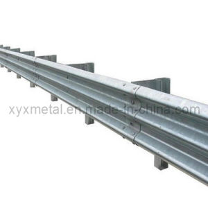 Hot DIP Galvanized Metal Steel Beam Highway Guardrails pictures & photos