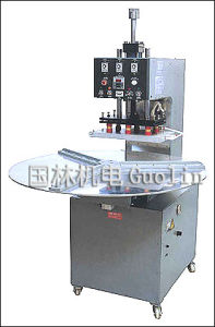 Three-Station Rotary Disc Type Welding Machine (GL-3DR/Q3)
