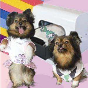 Pet Clothing Printer (Un-Ts-Mn104) pictures & photos