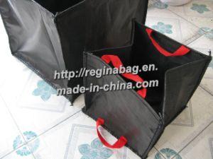 Garden Waste Bag, Garden Waste Sack, Black PP Bag