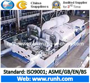 Extraction Condensing Steam Turbine for Power Plant EPC pictures & photos